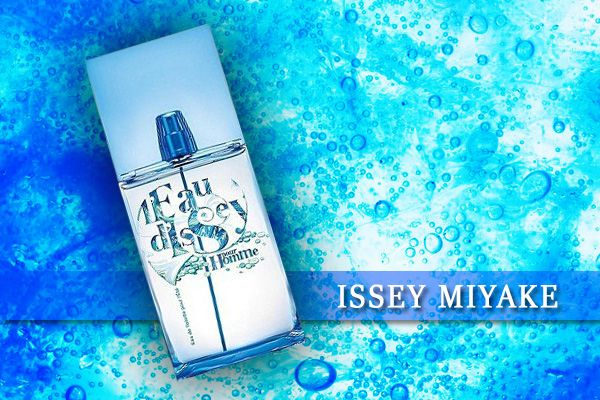 Issey Miyake L´Eau D´Issey Summer 2015