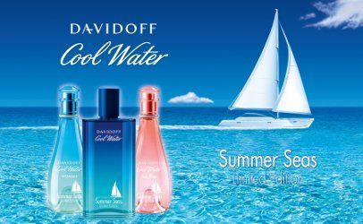 Davidoff Cool Water Summer Edition