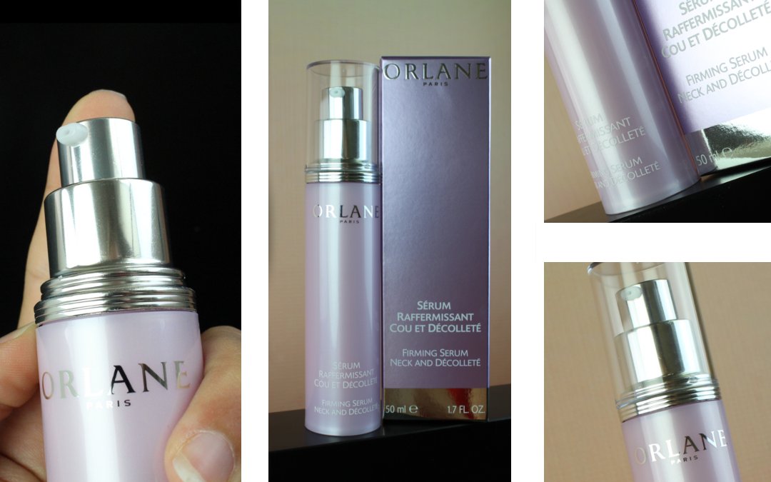 Orlane Firming Serum Neck and Decolete