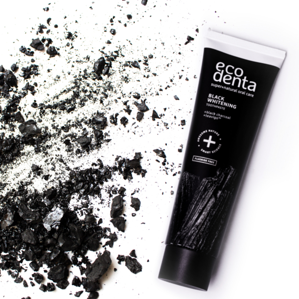 Ecodenta Toothpaste Black Whitening